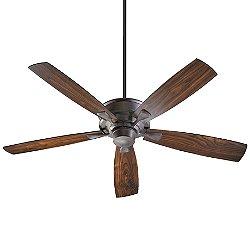Alton Ceiling Fan(60 In/Toasted Sienna w/ Walnut) - OPEN BOX