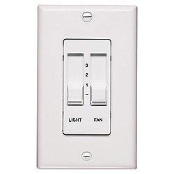 Slider Wall Control (fan/light kit)