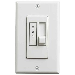 5 Amp Slider Wall Control (fan only)