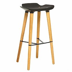 Pilot Bar Stool (Black) - OPEN BOX RETURN