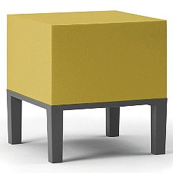 Primary Pouf 01 by Quinze & Milan(Mustard) - OPEN BOX RETURN
