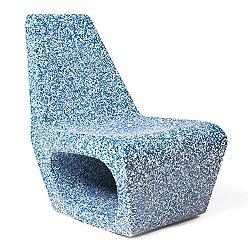 Ecopixel Jellyfish Chair and Ottoman