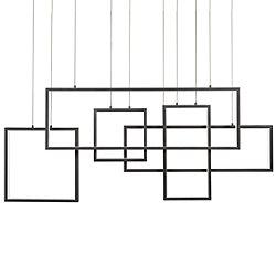 Grazia LED Linear Suspension Light