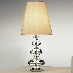 Claridge Component Table Lamp (Oyster Gray) - OPEN BOX
