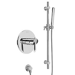 M.E. Contemporary Pressure Balancing Shower Set