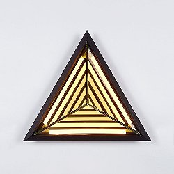 Stella Wall Sconce - Triangle
