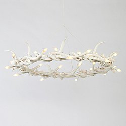 Superordinate Antler Chandelier - 27 Antler Ring