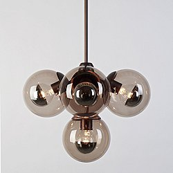 Modo Pendant Light - 5 Globes