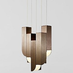 Cora Pendant Light - 8 Lights