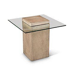 Milan End Table - OPEN BOX RETURN