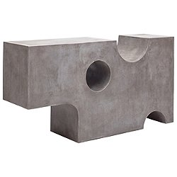 Puzzle Console Table