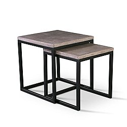 Stax Nesting Tables - Set of 2