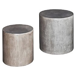 Una Pedestals - Set of 2