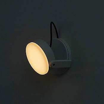 Matte White finish / illuminate