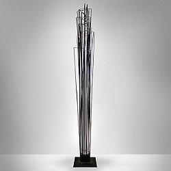 Reed Outdoor Floor Lamp