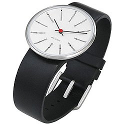 Arne Jacobsen Banker's 40 mm Watch - OPEN BOX RETURN