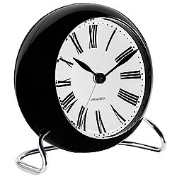 Arne Jacobsen Roman Alarm Clock - OPEN BOX RETURN