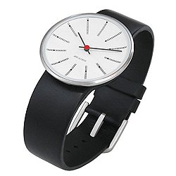 Arne Jacobsen Banker's 40 mm Watch