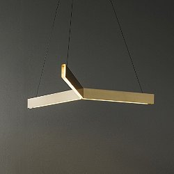 Tri Pendant Light