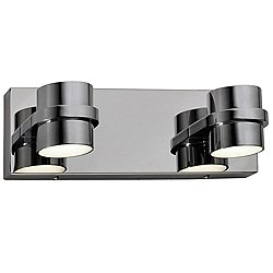 Twocan 2 Arm Vanity Light - OPEN BOX RETURN