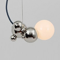 Bubbly 01-Light Pendant Light