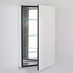 M Series Flat Plain Mirror Cabinet
