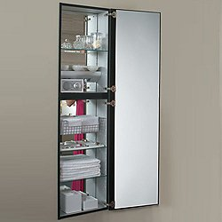 M Series Full Length Mirrored Cabinet