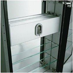 M Series Optional Integrated Lock Box