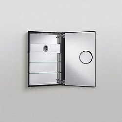 Swing-Out Magnifying Mirror