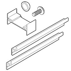 PL Series Optional Ganging Kit for Multiple Cabinet Installations