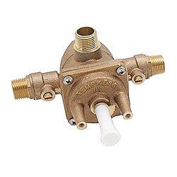 Hi-Flow Pressure Balance Bath Mixer