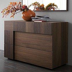 Air Three-Drawer Dresser