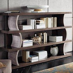 Dune Visone Bookcase