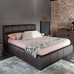 Cloud Bed - Brown