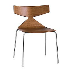 Saya 4-Leg Chair