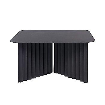Black color / Steel finish