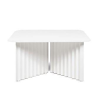 White color / Steel finish