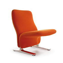 Concorde Chair, Low Back