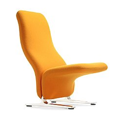 Concorde Chair, High Back
