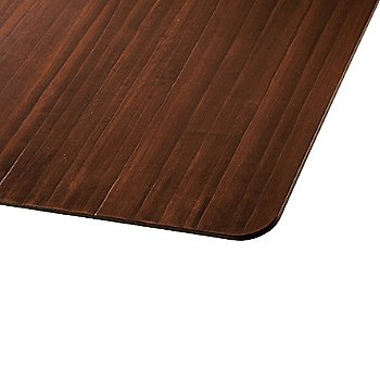 Shown in Chestnut finish (close-up of Strata texture)