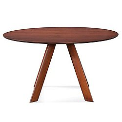 Eden Round Maple Dining Table