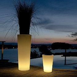 Tango XL Lighted Planter