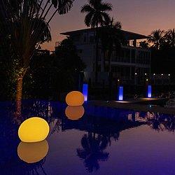 Flatball LED Indoor / Outdoor Lamp