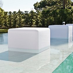 Big Cube LED Indoor / Outdoor Lamp