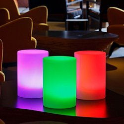 Tower Bluetooth XXS LED Indoor/Outdoor Lamp
