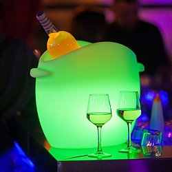 So Fresh Bluetooth LED Indoor / Outdoor Ice Bucket