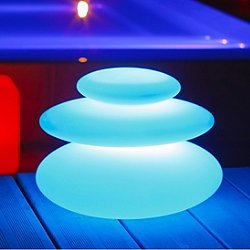 Zen Indoor / Outdoor LED Lamp