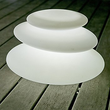Translucent White / not illuminated / in use=illuminated / in use