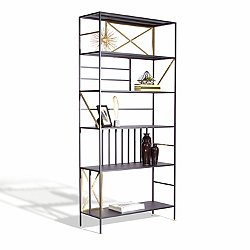 New Prairie Vertical Bookcase