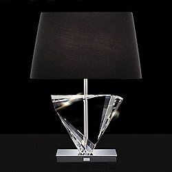 Boutique Triangle Table Lamp